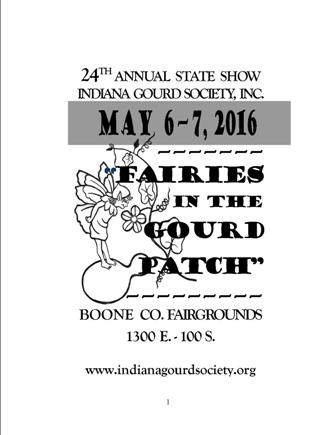 2016 Show Book Cover